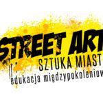 """Obraz do wpisu: """"Street art – sztuka miasta. Edukacja międzypokoleniowa""""  #1"""