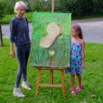 Obraz do wpisu: Sztuka na granicy – malarstwo  #4