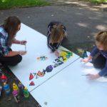 Obraz do wpisu: X muza - warsztaty street artu  #8