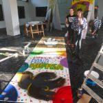 Obraz do wpisu: X muza - warsztaty street artu  #14