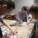 Obraz do wpisu: Warsztaty plastyczne dla dzieci  #30