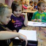 Obraz do wpisu: Warsztaty plastyczne dla dzieci  #37